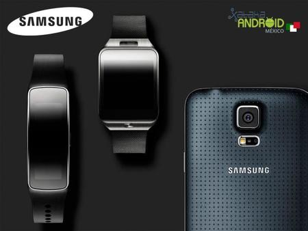 Samsung nos presume en video las bondades de su Galaxy S5 y sus Gear 2 y Gear Fit