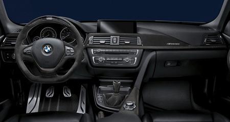 BMW M Performance, accesorios y kit de potenciación