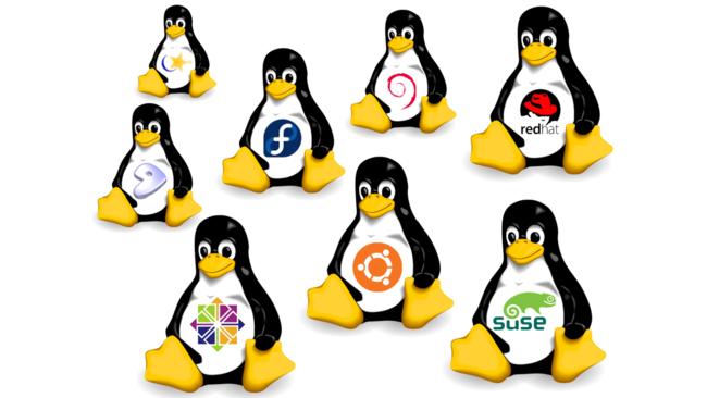 Familia Linux