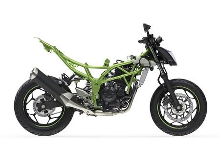 Kawasaki Z125 2019 028