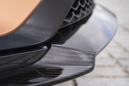 SEAT Leon ST Cupra R splitter carbono