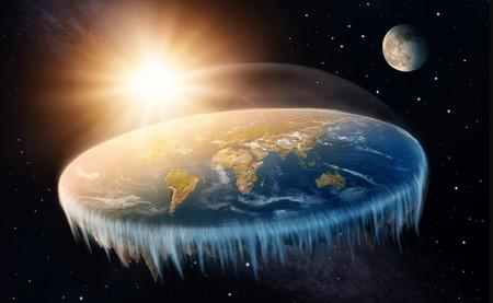 """La tierraplanistas sí creen en el cambio climático porque """"la evidencia científica es abrumadora"""""""