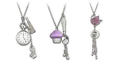 Colección de joyas de Swarovski inspiradas en Alicia en el País de las Maravillas