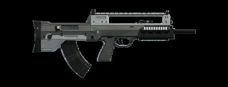Bullpup Rifle Mk2