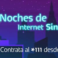 Noches de Internet Sin Límite: así es como Telcel quiere competir, ofreciendo internet ilimitado por un pago adicional