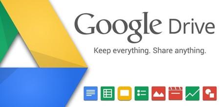 Google Drive ya permite comprar almacenamiento con crédito de Google Play