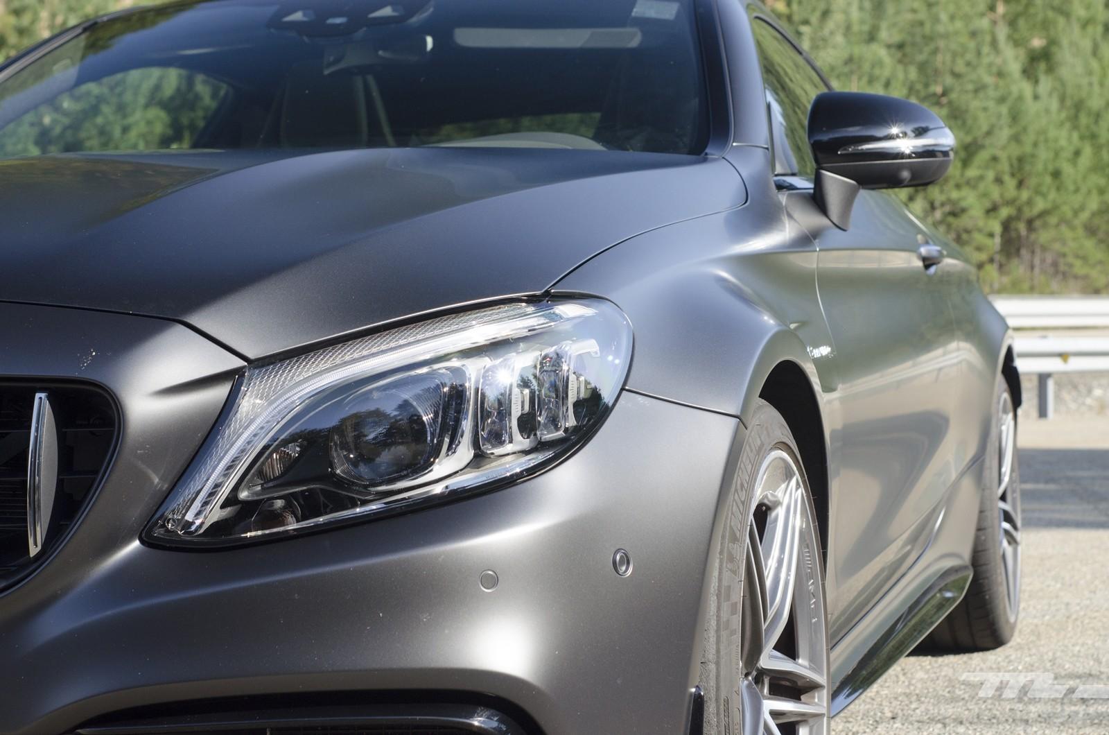 Foto de Mercedes-AMG C 63 S 2019, prueba (24/53)
