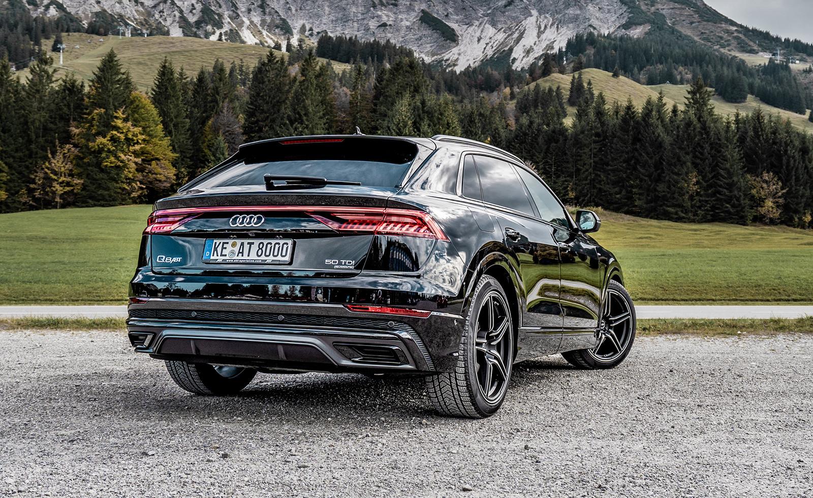 Foto de Audi Q8 50 TDI ABT (6/10)