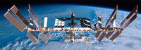 Donde no te esperas un Windows, Estación Espacial Internacional (ISS)