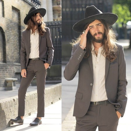 Mens Hipster Fashion Style