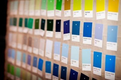 Una boda Pantone style llena de color