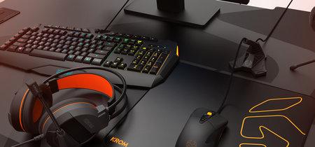 Nox amplía su gama de auriculares gaming en la gama de entrada con los asequibles Krom Khami