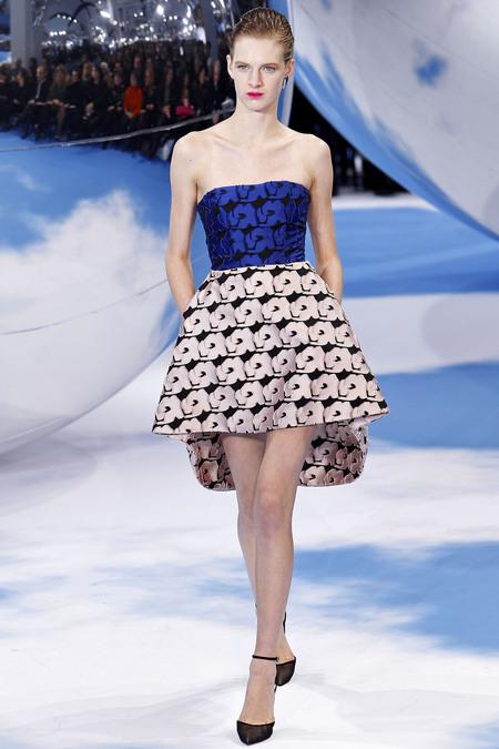 Foto de Christian Dior Otoño-Invierno 2013/2014: Memory dresses (4/21)