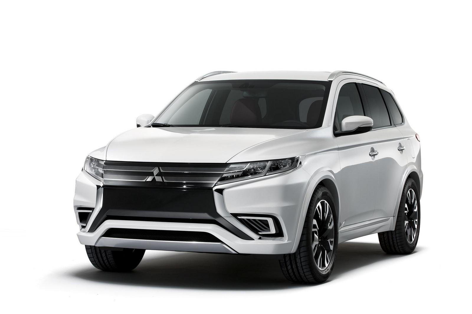 Foto de Mitsubishi Outlander PHEV Concept-S (36/49)