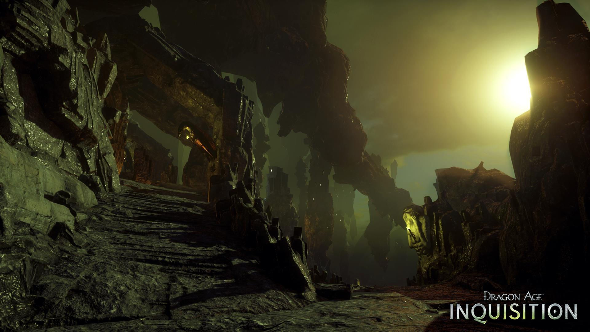 Foto de Capturas de Dragon Age: Inquisition (2/10)