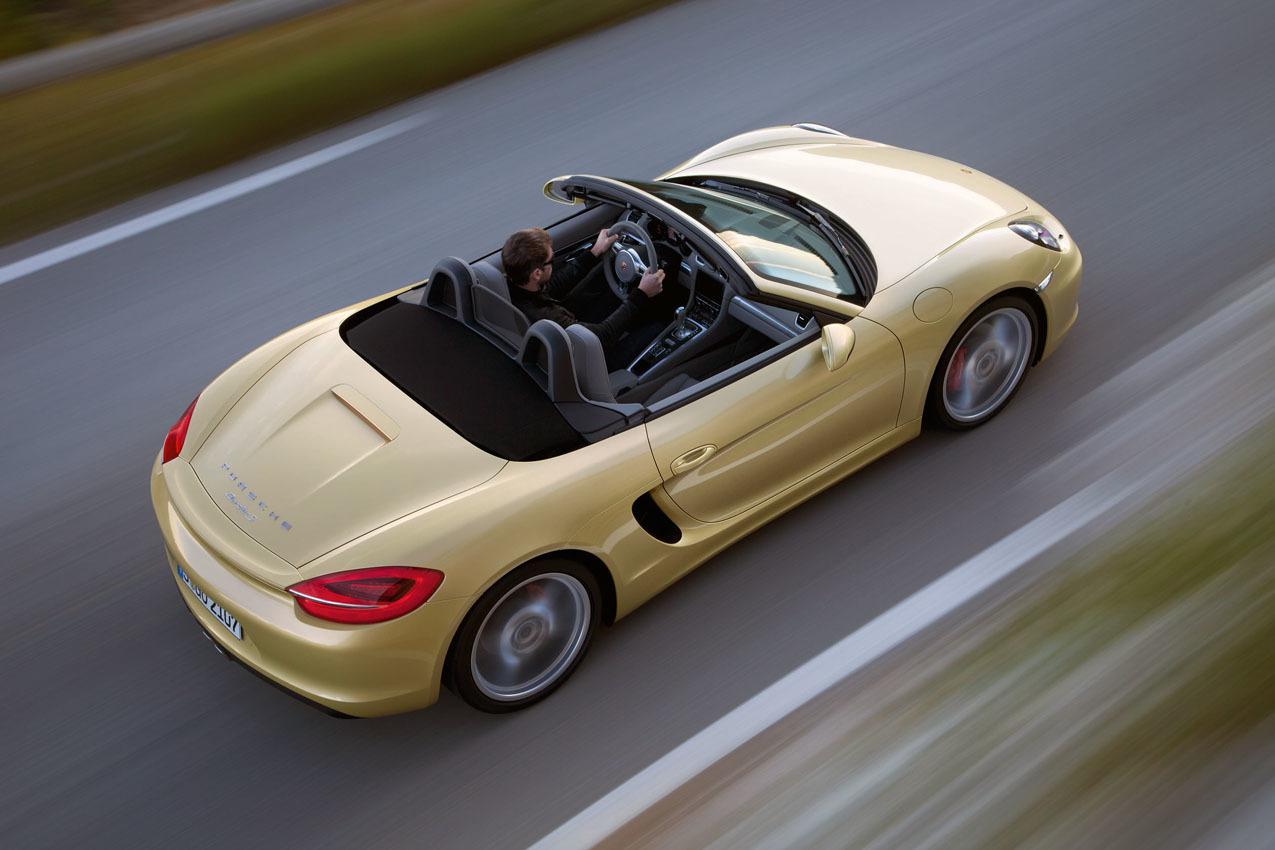 Foto de Porsche Boxster 2013  (6/7)