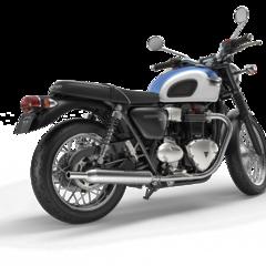 Foto 12 de 50 de la galería triumph-bonneville-t100-y-t100-black-y-triumph-street-cup-1 en Motorpasion Moto