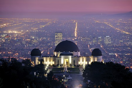 Griffith Observatory Wallpaper 1