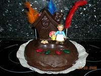 Mona de Pascua, de chocolate