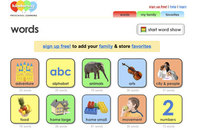 Kindersay.com un estupendo recurso para los niños que están aprendiendo inglés