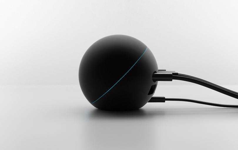 Foto de Nexus Q, de Google (6/9)