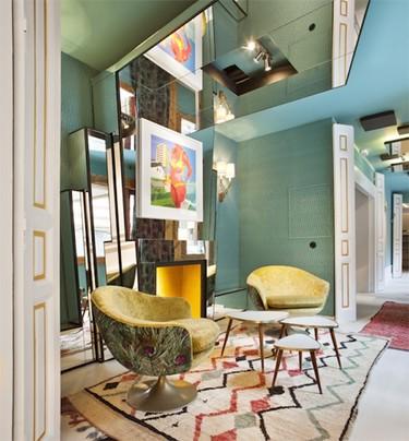 El espacio de Viteri/Lapeña en Casa Decor 2016 se inspirará en los palacios franceses del s. XVIII