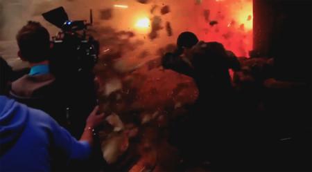 Explosiones Doctor Strange