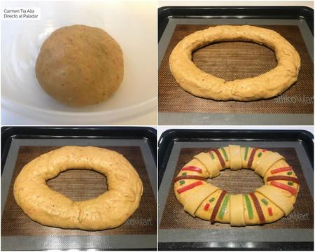 Paso A Paso Rosca De Reyes Mexicana