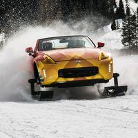 Nissan 370Zki es la propuesta para que disfrutes los paisajes invernales antes de que llegue la primavera