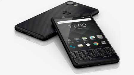 BlackBerry KEYone Black Edition llega a México: más potencia, el doble de memoria y nuevo color, este es su precio