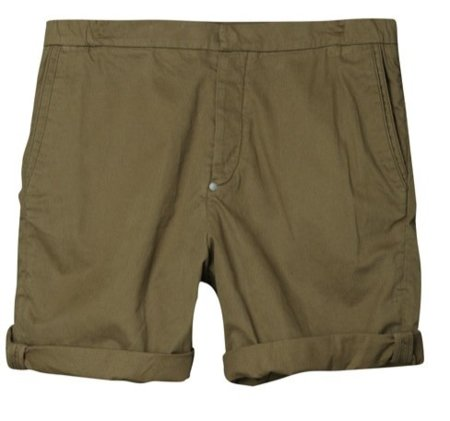 HM Primavera-Verano 2011 shorts verdes
