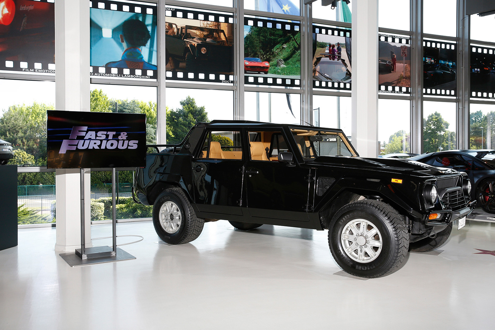Foto de Emociones de película: Lamborghini y el mundo del cine: la exposición (12/15)