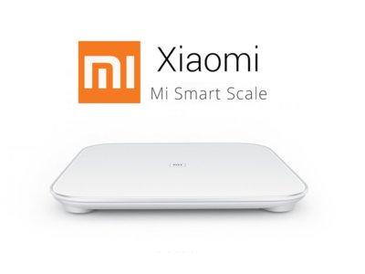 Báscula inteligente Xiaomi Mi Smart Scale por 36 euros