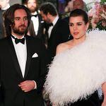 Carlota Casiraghi quita la respiración con su look retro en el Baile de la Rosa