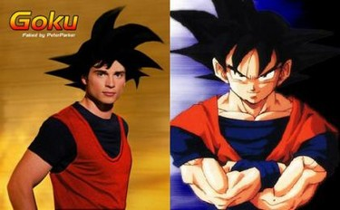 Separados al nacer (XII): Tom Welling Vs. Son Goku