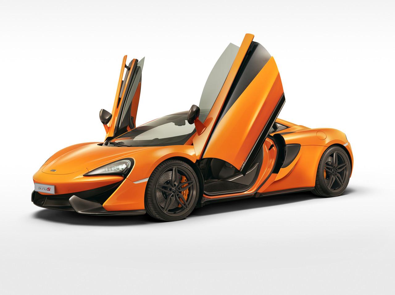 Foto de McLaren 570S Coupé (18/30)