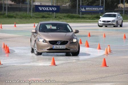 Volvo conducción segura