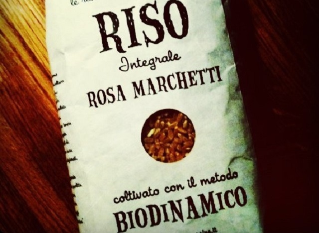 arroz biodinámico