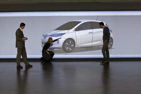 Renault ZOE diseño y aerdoninámica