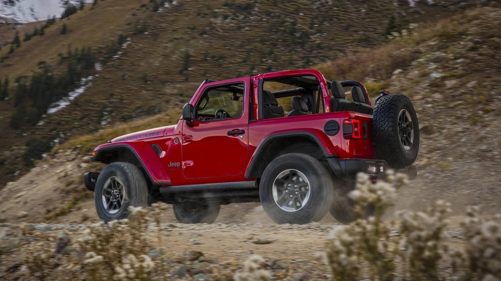 Foto de Jeep Wrangler 2018 (62/114)