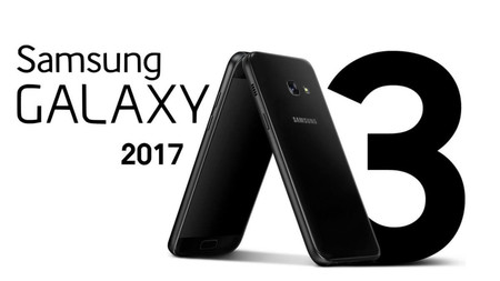 Las 4,7 pulgadas también existen en Android: Samsung Galaxy A3 (2017) por 175 euros