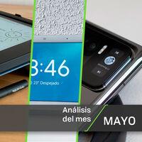 Los 26 análisis de mayo de Xataka: 11 móviles, altavoces inteligentes, productos de domótica y todas nuestras reviews con sus notas