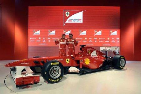 Resumen Fórmula 1 2011: Ferrari, un año mediocre