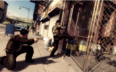 Nuevas capturas de 'Mafia II'
