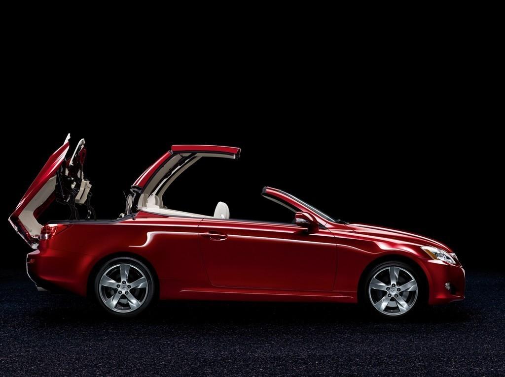 Foto de Lexus IS 250C (12/28)