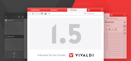 Vivaldi recibe su versión 1.5 sincronizándose con smart-homes, mejorando pestañas y con un modo de lectura