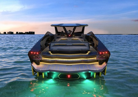 Tecnomar For Lamborghini 63 Motor Yacht 18