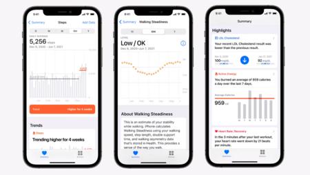 Labs Salud iOS 15
