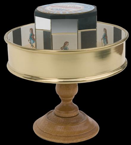 Juegos ópticos del tendero de Beaumont-en-Auge