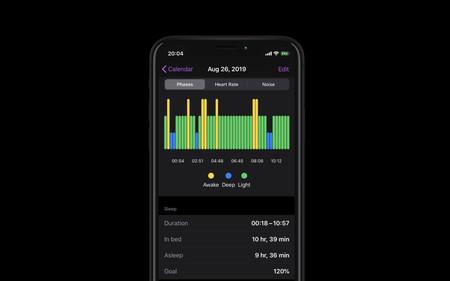 NapBot, una app de lo más sencilla para monitorizar el sueño que implementa algunas de las últimas funciones de iOS y watchOS